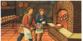 Medieval Baker