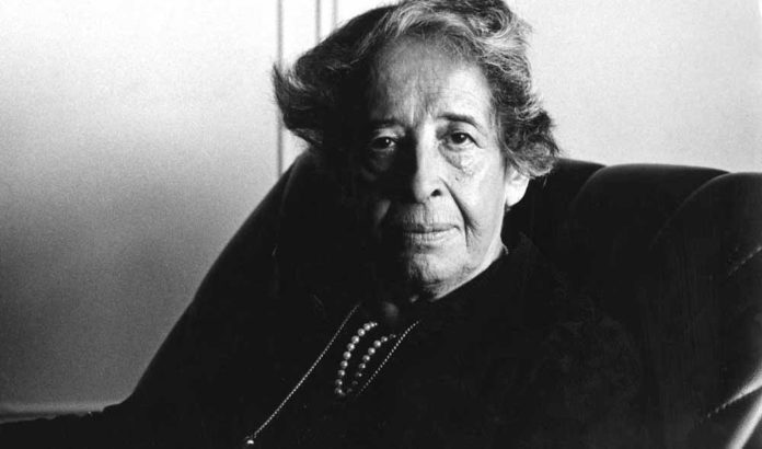 Por Que Se Recorre A Hannah Arendt Para Explicar Trump Revista