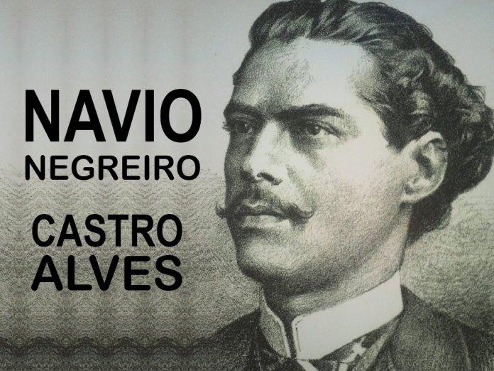 Resultado de imagem para O NAVIO NEGREIRO Castro Alves