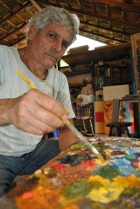 A criança é eterna nas pinturas de Ricardo Ferrari