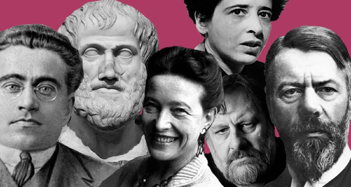 De Aristóteles a Zizek, mapa interativo mostra relações entre três mil filósofos