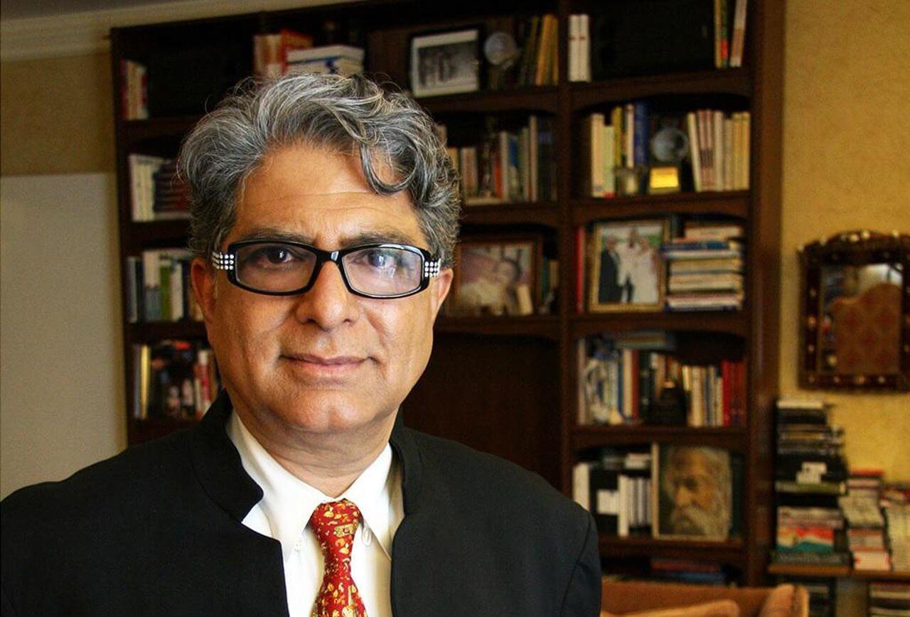 'A saúde é o espelho do que pensamos'– Deepak Chopra